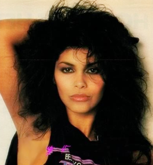 Former Vanity 6 Lead Singer, Turned Devoted Christian Evangelist, Vanity  A.k.a. Denise Matthews, Has Experienced Many Ups And Downs In Her Life.