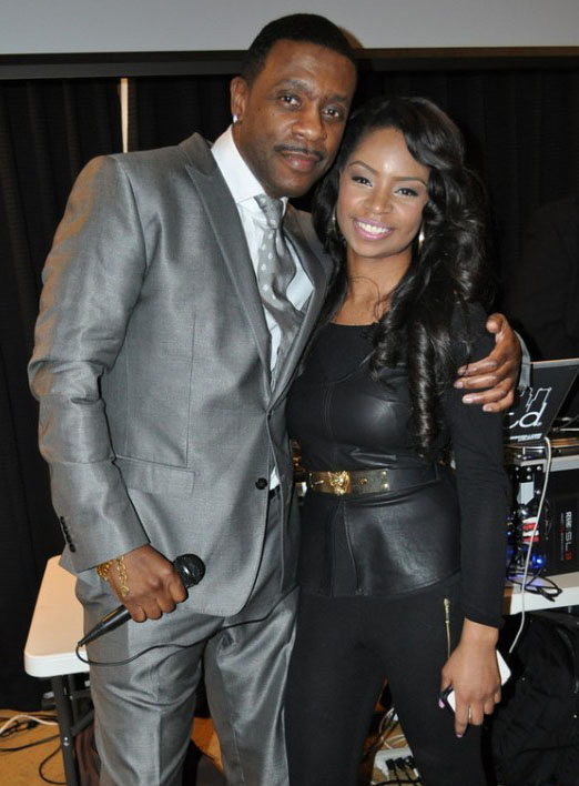 who is keith sweat dating now