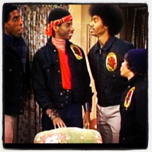 Who Played Mad Dog On Good Times